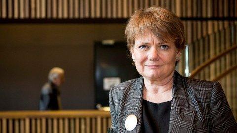 GRUSOMT: Ordfører Ragnhild Bergheim sier det alltid er ekstra grusomt når det er barn involvert i slike hendelser.