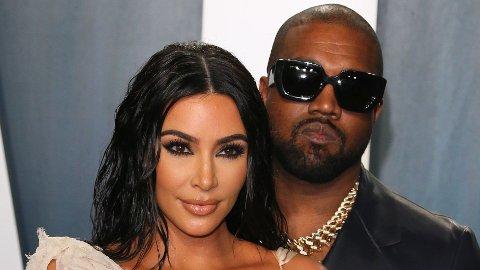 SNAKKER UT: Kim Kardashian West snakker for første gang ut om Kanye Wests mentale helseproblemer.
