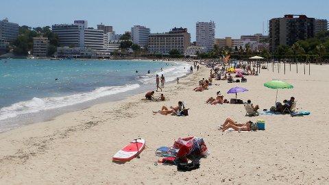 - GJELDER: Hvis man ankom Spania før landet ble rødt, gjelder reiseforsikringen fortsatt.