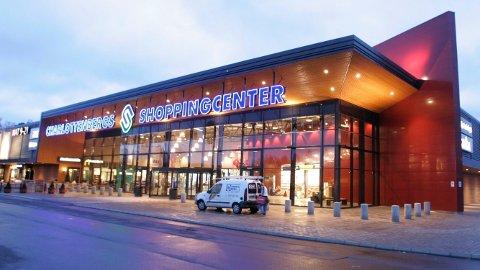 Olav Thons nye kjøpesenter i Charlotttenberg i Värmland, er et av sentrene som venter norsk storinnrykk etter at grensene åpner denne helgen.