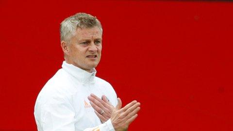Ole Gunnar Solskjaer og Manchester United skal forsøke å sikre en plass i Champions League neste sesong.