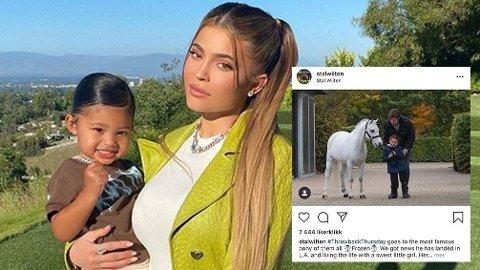 Kylie Jenners gave til datteren får fansen til å reagere, spesielt med tanke på prislappen.
