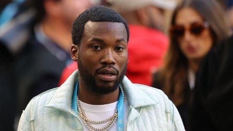 BRUDD: Meek Mill og kjæresten Milano Harris bekrefter brudd kort tid etter harde beskyldninger fra Kanye West.