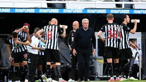IKKE NYE EIERE: Newcastle United blir ikke kjøpt opp av et saudiarabisk fond.