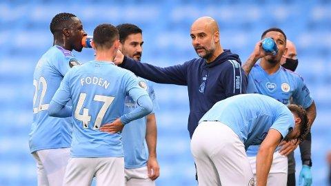 Manchester City og Pep Guardiola er på ny i hardt vær etter ankesaken i CAS.