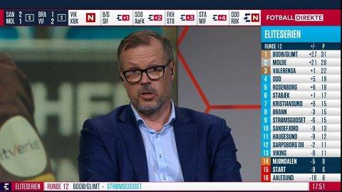 KLAR TALE: Kjetil Rekdal er ikke imponert over Start.