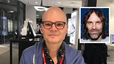 VGTV-redaktør Rolf Sønstelie, som har det operative redaktøransvaret akkurat nå, hadde et møte med Christer Falck onsdag. Til stede var også flere andre ledere i VG.