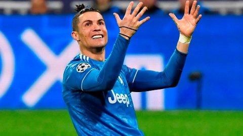 Juventus og Cristiano Ronaldo er en av favorittene i kampen om Champions League-troféet denne sesongen.