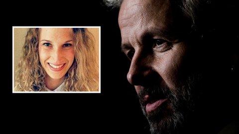 SORG: Ebba Rysst Heilmann åpner opp om tapet av kjæresten i Se og Hør.