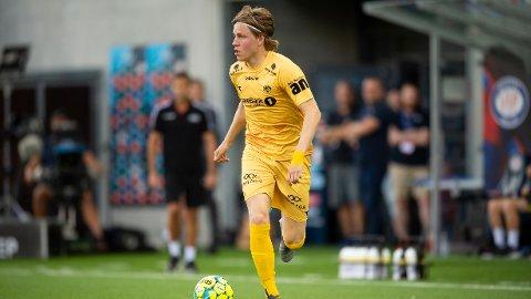 Jens Petter Hauge har imponert stort for Bodø/Glimt denne sesongen.