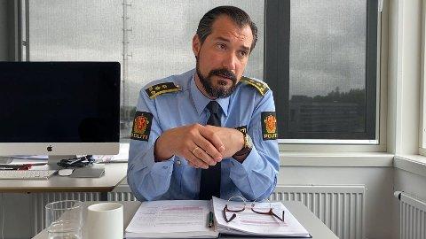BYTTER JOBB: Politiadvokat Haris Hrenovica, som har hatt ansvaret for Hagen-saken, bytter jobb i september.