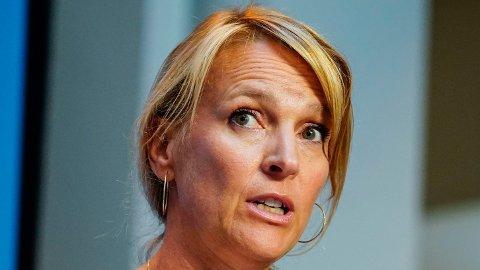 HELSETOPP: Line Vold er avdelingsdirektør ved Folkehelseinstituttet. Hun har en formue på 70 millioner kroner.