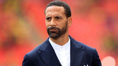 FOTGJENGER: Rio Ferdinand må ta beina fatt en god stund fremover.