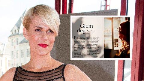 FIASKO: Sigrid Bonde Tusvik og de andre eierne av bladet Altså håpet på 6,25 millioner kroner i friske penger, men måtte nøye seg med 3,7 millioner. Foto: Terje Pedersen / NTB scanpix