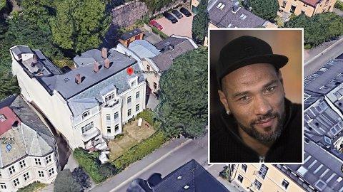 KJØPTE PÅ NYTT: John Carew har snudd seg rundt og kjøpt en ny luksusleilighet i Homansbyen bak Slottet.