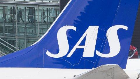 SAS har store utfordringer med covid-19 og stram økonomi. Foto: Vidar Ruud / NTB scanpix