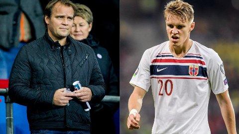 PFU-møtet behandlet onsdag klagen fra Hans Erik Ødegaard, far til Martin Ødegaard, mot VG.