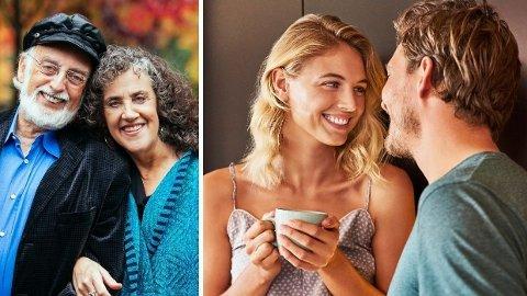 Ekteparet John og Julia Gottman har i en rekke år forsket på hva som får par til å holde sammen, blant annet gjennom videoovervåkning. De mener å vite akkurat hvilke ingredienser som behøves for å lykkes med ekteskapet.