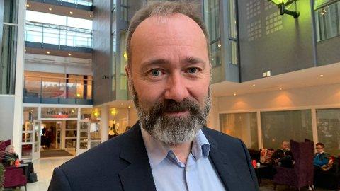 Trond Giske var på vei tilbake politisk som leder i Trøndelag Arbeiderpartiet. Torsdag snudde alt.