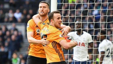 Hvem skal ersattte Wolverhamptons Matt Doherty? Etter 10 sesonger i Wolves skal han nå spille for Tottenham.