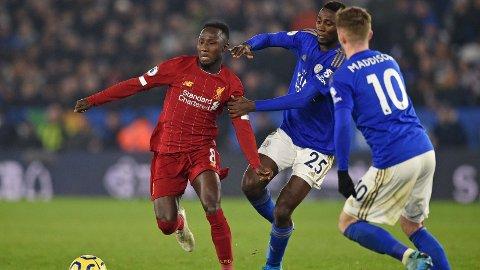 Skal det bli en god sesong for Leicester er mye avhengig av en spiller: Ndidi.