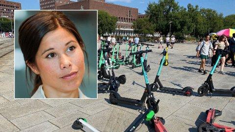 Oslo-byrådet med Lan Marie Berg i spissen vil ha en forbedret avtale før de signerer.