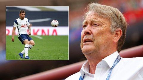SKAPTE OVERSKRIFTER: Åge Hareide kjenner godt til Pierre-Emile Højbjerg fra tiden som landslagssjef for Danmark.