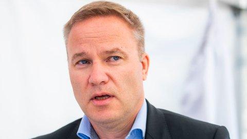 FÅR NEI: Resett, der Helge Lurås er redaktør, nektes medlemskap i Mediebedriftenes Landsforening.