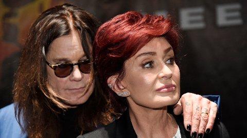 KVALTE KONA: Ozzy Osbournes rusfylte kveld for 31 år siden kunne tatt konas liv.