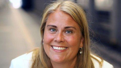 SLÅR TILBAKE: Siri Gåsemyr Staalesen i Arbeiderpartiet mener det er på tide å heve stemmen mot boligbyggerne.