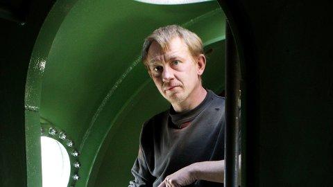 INNRØMMER: Peter Madsen erkjenner å ha drept Kim Wall i en ny dokumentar.
