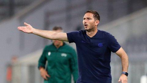 NY SESONG: Frank Lampard er klar for sin andre sesong i managerstolen i Chelsea.