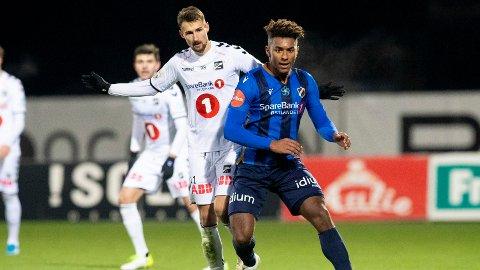 Sammy Skytte er tilbake i Stabæk og går rett inn på laget.