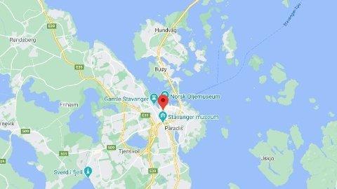 En person ble i Stavanger tatt med i en bil mot sin vilje.