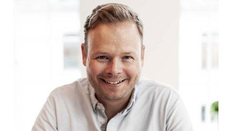 NY TJENESTE: Nordisk sjef Jesper Dahl i ViacomCBS røper lanseringen av den nye tjenesten Paramount+.