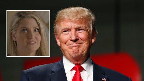 Donald Trump blir anklaget for seksuelt overgrep av eks-modellen Amy Dorris.