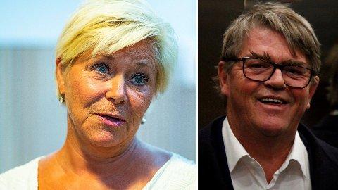 -Når Jan Petter Sissener prøver å si at det ikke betyr noe for norsk næringsliv hvem som styrer Norge, tar han feil. Sissener burde vite bedre, skriver Siv Jensen i sitt tilsvar til finansnestoren.
