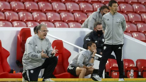 Leeds-manager Marcelo Bielsa.