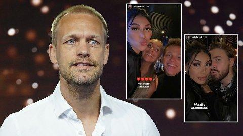 RASER: Mads Hansen er svært kritisk etter premierefesten til Isabel Raads TV 2-serie torsdag kveld.