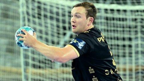Sander Sagosen blir hyllet etter debuten for Kiel.