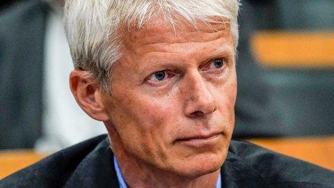 NÅR UT: Nav-direktør Hans Christian Holte ber folk som tror de er rammet av trygdeskandalen om å ta kontakt med dem.