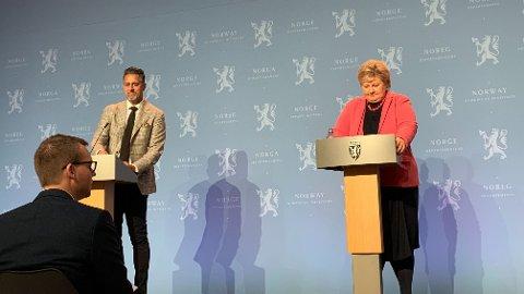 Onsdag presenterte regjeringen ved statsminister Erna Solberg og kultur- og likestillingsminister Abid Q. Raja en handlingsplan mot diskriminering av og hat mot muslimer.
