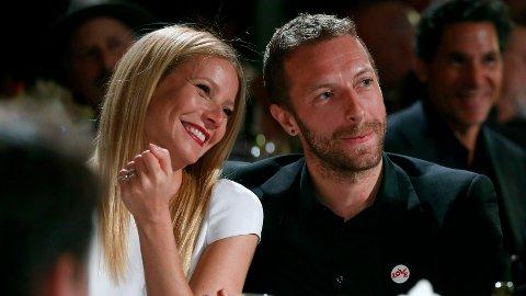 EKSPAR: Gwyneth Paltrow og Chris Martin fikk to barn sammen da de var gift. Etter skilsmissen har de delt foreldreansvaret.