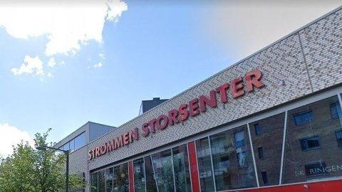 Senterleder Per Kristian Trøen ved Strømmen Storsenter forteller at de har økt antallet sivile og uniformerte vektere. (Illustrasjonsbilde).
