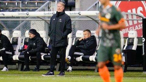 Åge Hareide har fått en god start i sin andre periode som Rosenborg-trener.