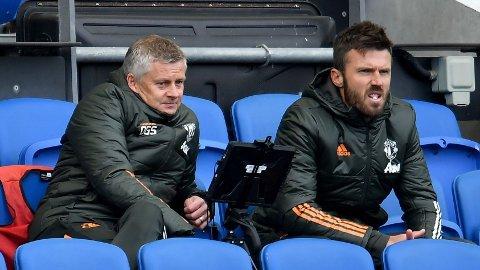 IKKE I FORM: Manchester United har ikke vært i god form i innledningen av Premier League-sesongen.