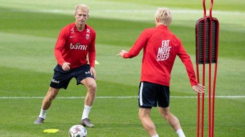 Andreas Hanche-Olsen skal være på vei bort fra Stabæk.