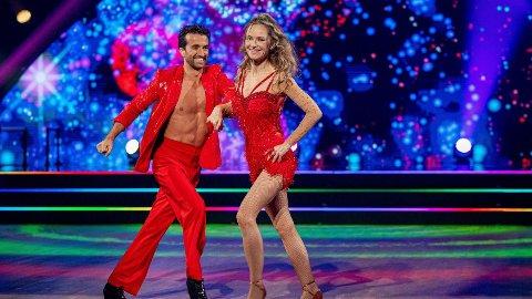 Synnøve Skarbø og Santino Mirenna får ikke være med videre i «Skal vi danse».