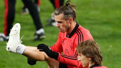 FÅR STØTTE: Luka Modric støtter sin tidligere lagkamerat Gareth Bale, og ber Real Madrid-fansen om å ikke dømme han.