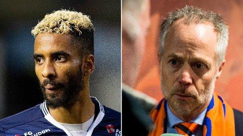Amahl Pellegrino reagerer på AaFks håndtering av rasisme. Geir Vik sier at NFF må komme på banen med retningslinjer for klubbene.